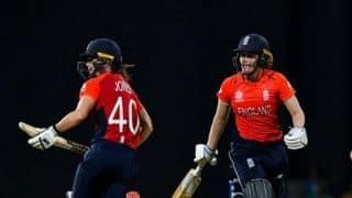 ICC Women's World T20: England thump India to set up Australia final