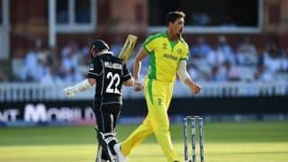 Starc's fifer guides Australia to crushing 86-run win over New Zealand