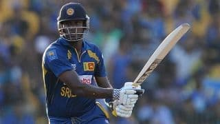 Angelo Mathews says Handling pressure will be key for Sri Lanka