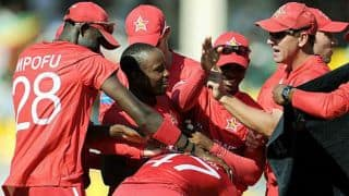 Zimbabwe likely to get sponsorship after historic win