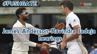 James Anderson's disciplinary hearing to be held on August 1; Ravindra Jadeja's hearing to be chaired by David Boon