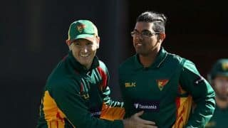 JLT One-Day Cup: Tasmania beat Queensland to reach final