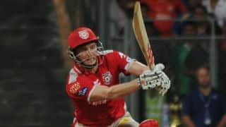 George Bailey laments KXIP's performance with bat and fielding against KKR