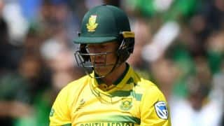 ICC Champions Trophy 2017: AB de Villiers apologises for South Africa's underperformance