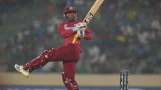 বাংলাদেশ (Bangladesh) vs ওয়েস্ট ইন্ডিজ (West Indies) ICC World T20 2014 Live Cricket Score: ওয়েস্ট ইন্ডিজ ৭৩ রানে জয়ী