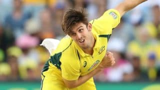 Mitchell Marsh ruled out of remainder ODI series; Lynn doubtful