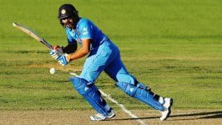 IND vs ZIM: Rohit Sharma dismissed for 16 by Tendai Chatara