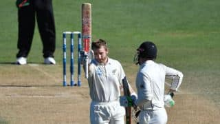 Williamson describes 1st Test against Bangladesh 'a second-innings match'