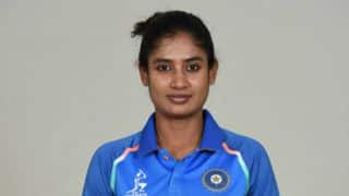 Mithali slams journalist when asked to name her 'favourite male cricketer'