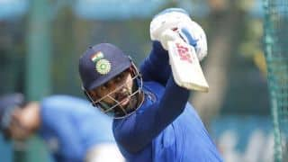 Virat Kohli 'more than happy' to bat at No. 4