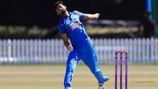 टीम इंडिया में बाएं हाथ के तेज गेंदबाज की कमी पूरी करेंगे खलील अहमद