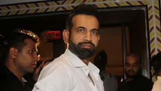 Irfan Pathan confirms Jammu and Kashmir cricket team will hold pre-season camp in Baroda