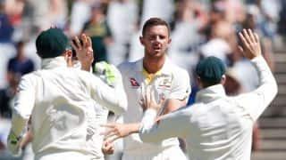 Josh Hazlewood targeting Australian vice-captaincy