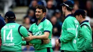 पाकिस्तान को हराने वाली आयरलैंड अब टीम इंडिया को देगी मात !
