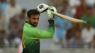 Shoaib Malik: 2019 World Cup my last ODI, want to play 2020 World T20