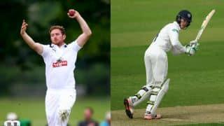 India vs England: Keaton Jennings, Liam Dawson replace injured Haseeb Hameed, Zafar Ansari