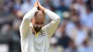 Nathan Lyon dismisses taunts from crowds, calls them 'white noise'