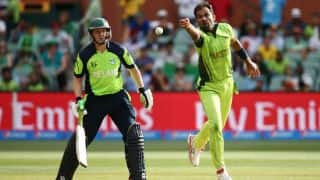 IRE: 82 all out |Pakistan vs Ireland 1st ODI Live Updates| Pakistan win by 255 runs
