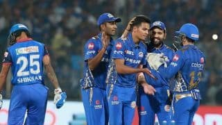 IPL 2019: Pandya brothers, Rahul Chahar set up MI's resounding 40-run win