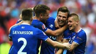 Euro 2016: Iceland edge Austria 2-1; reaches round of 16