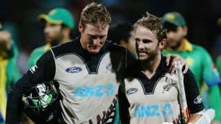Kane Williamson expresses surprise over Martin Guptill snub in IPL auction 2016