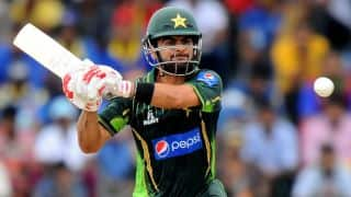 After Kevin Pietersen and Grant Elliott, Chris Gayle surprised at Ahmed Shehzad's exclusion from Pakistan probables for England tour