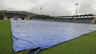 Day 3 Report: Play called off between India and West Indies due to persistent rain