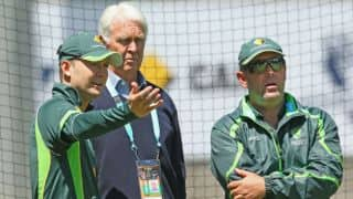 Australia train ahead of 4th Test at Melbourne