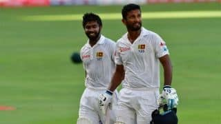 He allows players to express themselves 100 percent: Dickwella on skipper Karunaratne
