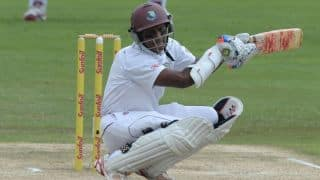 West Indies vs England 2015 Live Cricket Score, 1st Test at Antigua Day 5