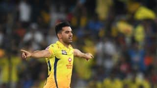 IPL 2020: CSK's Deepak Chahar Gets BCCI Clearance To Start Training