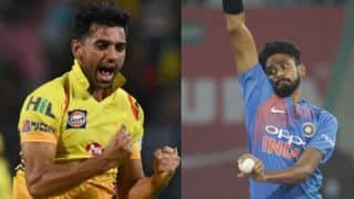 Navdeep Saini, Deepak Chahar, Deepak Chahar, Avesh Khan to assist Team India during World Cup