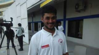 Duleep Trophy 2017-18: Priyank Panchal's unbetaen 68 keeps India Red on top vs India Green at dinner on Day 1