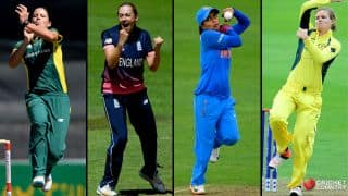 July 2, 2017: Bowlers' day out at ICC Women's World Cup