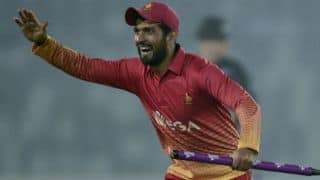 Zimbabwe eager to send strong message ahead of  WC Qualifiers, says Raza