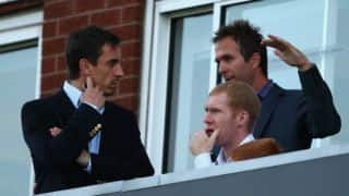 Gary Neville: Cricket toughened me up more than football did