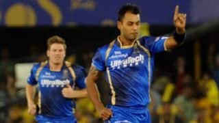 Stuart Binny feels RR did not read wicket too well after loss against RCB