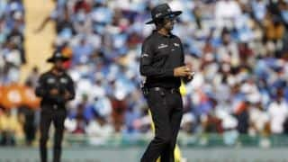 ICC U-19 World Cup: Anil Chaudhary is the lone Indian named in the list of 19 match officials