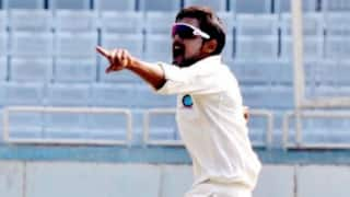 West Indies A vs India A, 3rd Unofficial Test Shahbaz Nadeem bags 5-wicket haul; Jeremy Solozano-Jeremy Solozano 's innings led to draw
