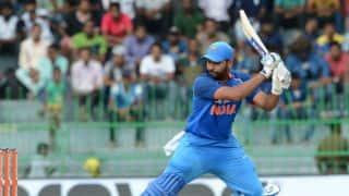 Rohit Sharma slams 13th ODI hundred; equals David Warner, Gary Kirsten