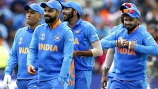 Indian players to head in different directions after end of World cup campaign