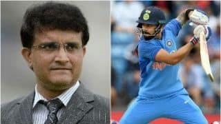 India vs England, 3rd ODI: India's reliance on Virat Kohli is worrying, says Sourav Ganguly