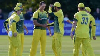 India vs Australia, 2nd T20: Jasprit Bumrah, Nathan Coulter-Nile collided on the pitch: Watch Video