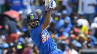 Virat Kohli closing in on Sourav Ganguly's ODI runs tally
