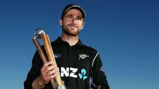 Kane Williamson wins Sir Richard Hadlee Medal at ANZ NZC Awards 2017