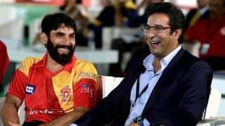 पीसीबी की नई क्रिकेट समिति में अकरम, मिस्बाह, मोहसिन शामिल