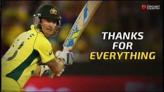 Michael Clarke bows out in style, emulates Imran Khan at ICC Cricket World Cup 2015