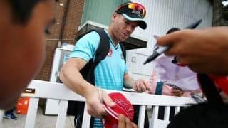 David Warner to lead Winnipeg Hawks
