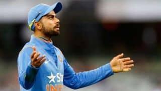 सिडनी वनडे में टीम इंडिया के प्रदर्शन से खुश नहीं हैं कप्तान कोहली