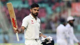 India take 59-run lead against Sri Lanka Board President's XI at lunch, Day 2